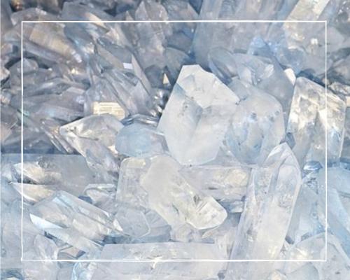 Зареждане на кристали